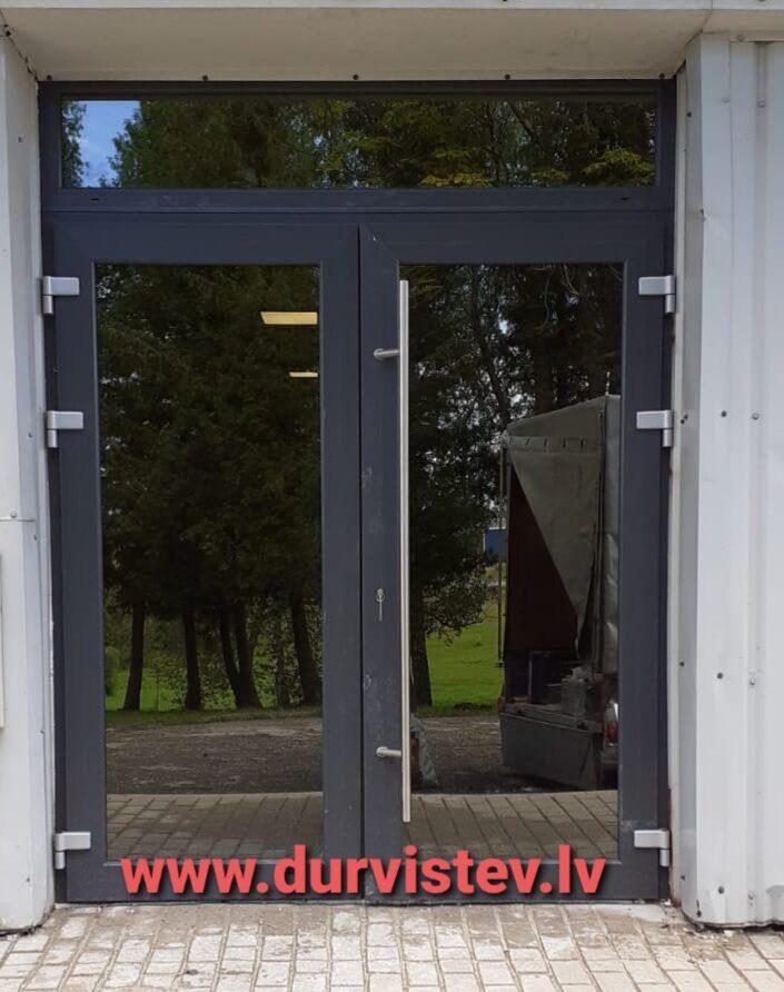 PVC durvis